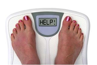 Ned i vekt på lavkarbo