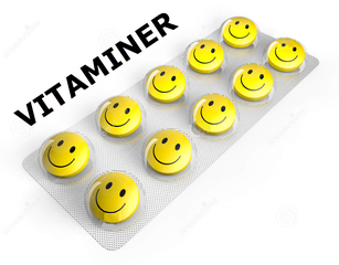 Vitaminer på lavkarbo
